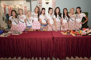 2010 Miss USA Pageant: The Cupcakery
