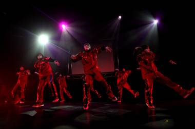 The eye-opening success of Jabbawockeez at MGM Grand's Hollywood Theatre caught the attention of Monte Carlo President Anton Nikodemus, who recruited the dance crew to replace Lance Burton at the MGM Resorts property.