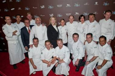 With the world's greatest chefs flocking in Vegas, Jet muses on the ingredients needed to make it to the top.