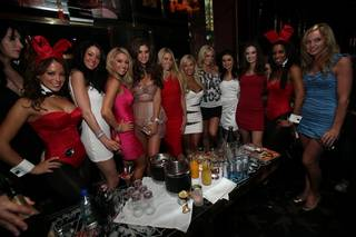 The 2010 Playmate of the Year After-Party at The Playboy Club in the Palms on May 15, 2010.