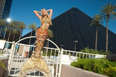 More than 200 professional mermaids from around the world splash onto The Strip this weekend for the first-ever World Mermaid Convention and ...