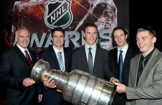 The 2010 NHL Awards at the Palms on June 23, 2010.