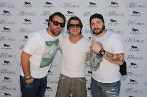 Swedish House Mafia at Wet Republic
