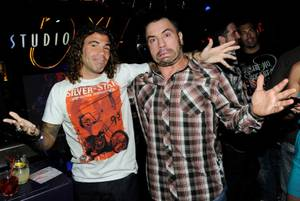 UFC 116 Pre-Party at Studio 54