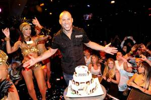 Wanderlei Silva's Birthday at Studio 54
