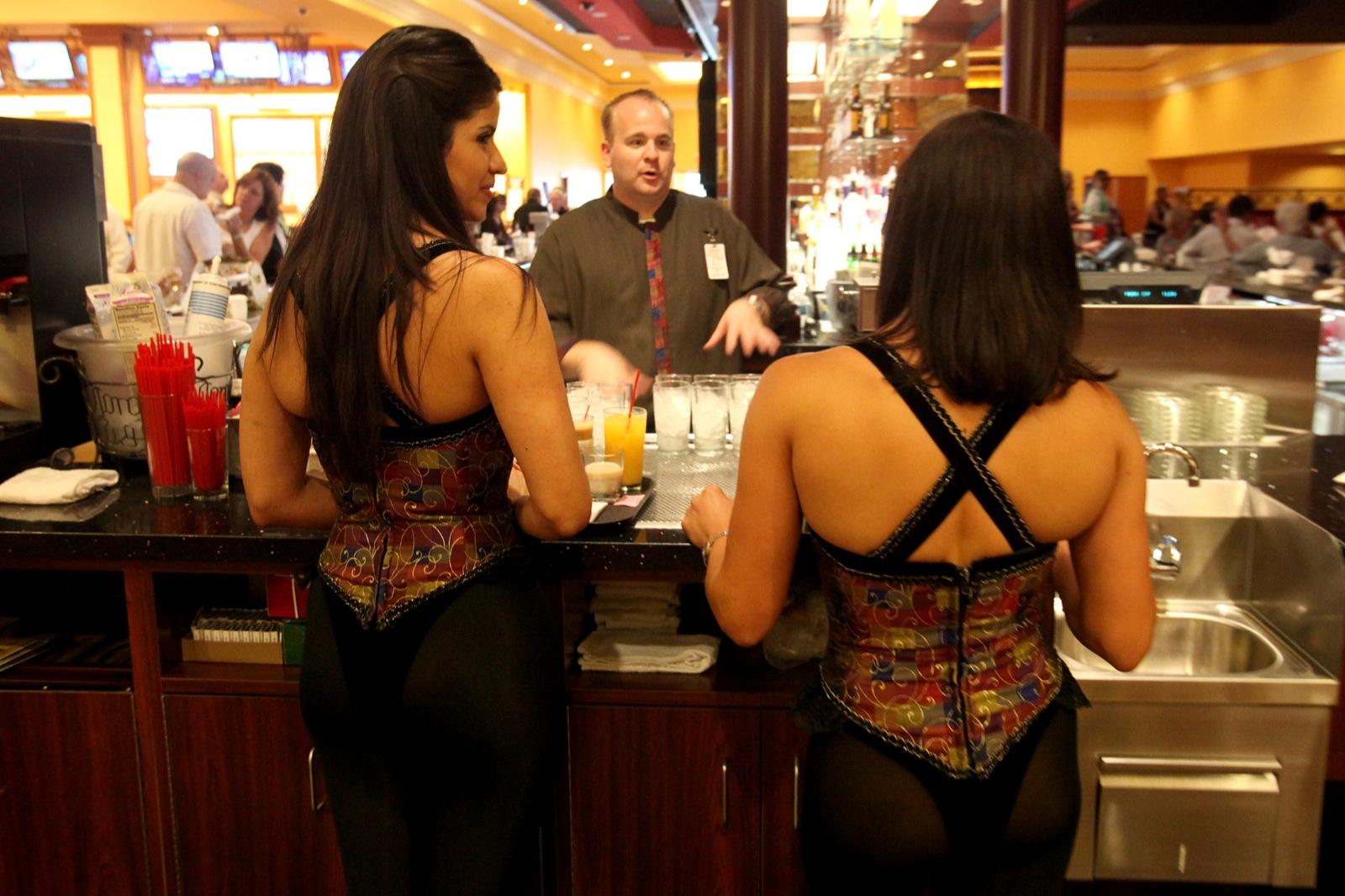 Vegas Casino Free Drinks