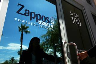 Zappos headquarters in Henderson offers daily tours to anyone who is interested in seeing the inner workings of the billion-dollar company.