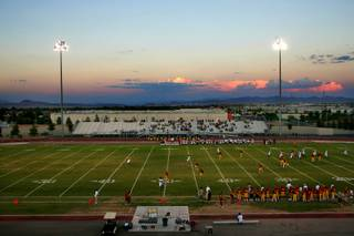 Del Sol takes on Durango in Friday's season opener. Durango came from behind to win the game, 21-14.