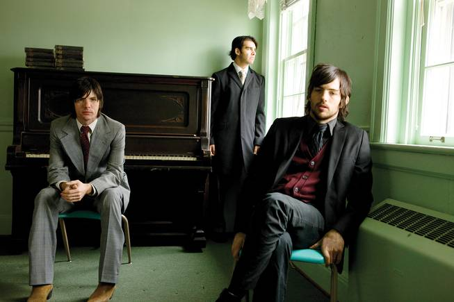 The Avett Brothers, who perform Thursday at the Silverton.