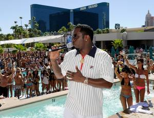 LDW2010: Diddy at Wet Republic