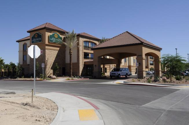 Southern Nevada's sixth La Quinta near Sunset Road and Eastern Avenue on Surrey Street has 140 rooms and 35 suites and can accommodate 155 people for meetings.