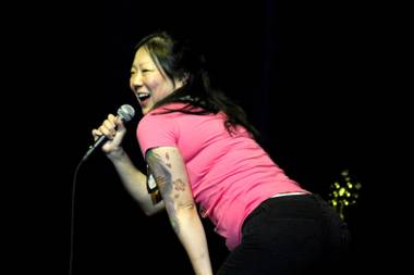 "Comedienne extraordinaire Margaret Cho returns to Las Vegas with her ""Mother"" tour at the Mirage this Friday. We spoke with the ""Drop Dead Diva"" star about the upcoming show, married life and her new web series about female ex-cons."