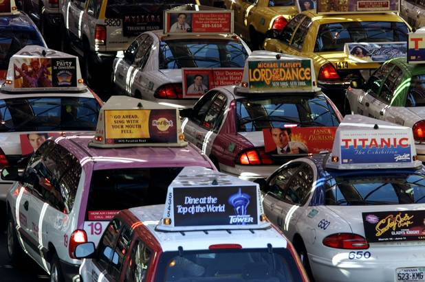 Cab Preise Las Vegas Strip