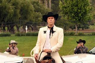 In this film image released by Lionsgate, Will Ferrell, portraying Armando Alvarez, is shown in a scene from