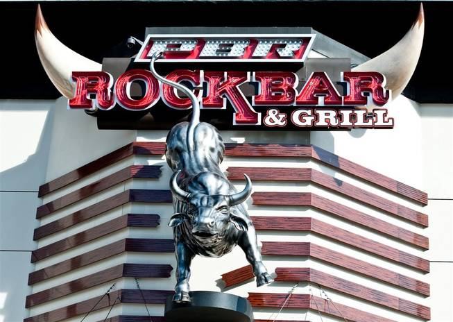 J.B. Mauney and <em>Fantasy</em> at PBR Rock Bar & Grill in Planet Hollywood on Oct. 18, 2010.
