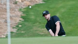 The 2010 Justin Timberlake Shriners Hospitals for Children Pro Am Open golf tournament at TPC Summerlin on Oct. 20, 2010.
