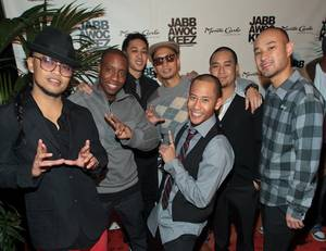 Jabbawockeez's Grand and VIP Opening Party at Monte Carlo