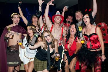 The Weekly's Mark Adams gives you 5 reasons not to miss Las Vegas' freakiest Halloween party in 2011.