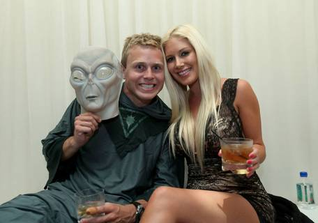 2010 Halloween: Heidi Montag at Pure