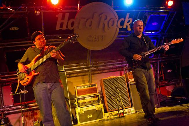 The Las Vegas Jamband Society presents Particle at the Hard ...