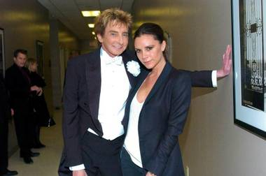 Hours after superstar entertainer Barry Manilow ended his 2-year run at the Paris over the weekend, he wound up in a L.A. hospital for ...