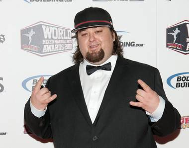Yeah, the whole Pawn Stars gang is pretty engaging, but there's no one on that show—in the reality TV spectrum, frankly—we'd rather have a beer with than easy-going, quick-with-the-quips Chumlee.