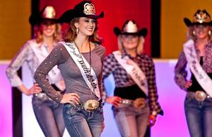 Miss Rodeo America Pageant: Fashion Show