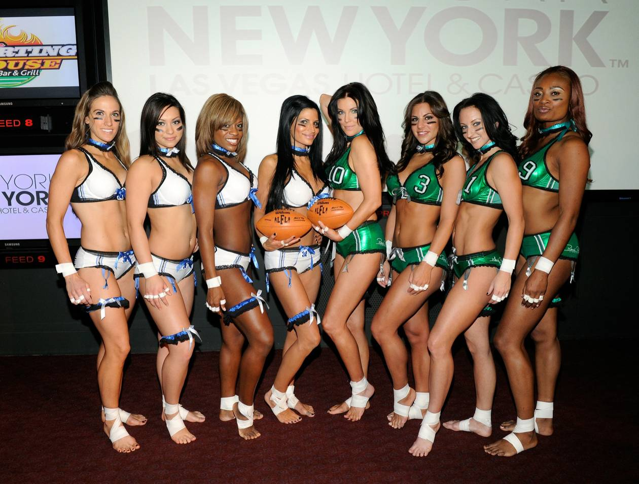 The team names will remain the same, so our Las Vegas Sin is safe. But the Las Vegas-headquartered Lingerie Football League is undergoing a ...