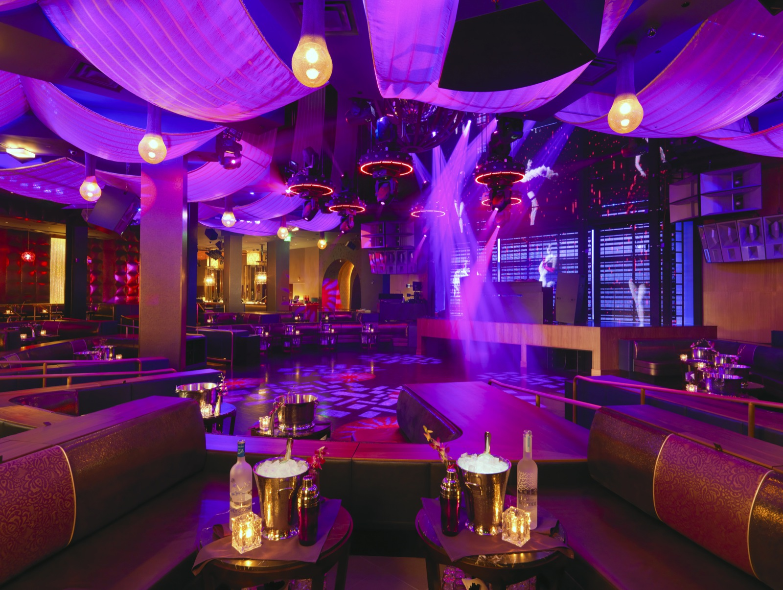 New $60 million Marquee nightclub is a 3 in 1 tri level