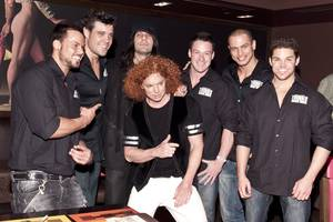 Carrot Top's Fifth Anniversary at the Luxor