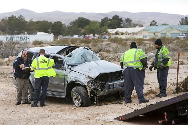 2 months later, woman arrested in fatal hit-and-run crash on I-15