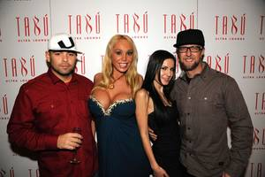 Mary Carey Hosts at Tabu