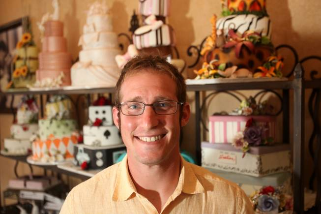Max Fried, general manager of Freed's Bakery of Las Vegas, is consolidating his two store locations under one roof.