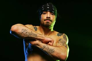 The Ultimate Fighter Season 13 fighter Javier Torres.