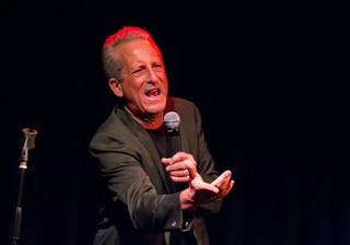 Bobby Slayton at Hooters Casino on Jan. 25, 2011.