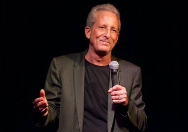 "He's nicknamed ""The Pitbull of Comedy"" for good reason. Bobby Slayton is relentless, energetic, fearless and ferocious in his new act that begins tonight ..."