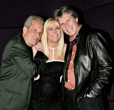 Bobby Slayton, Sunset Thomas and David Brenner, Jan. 27, 2011.