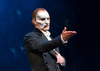 pictured as Phantom - The Las Vegas Spectacular celebartes it's 200oth performance at The Phantom Theater at The Ventian Resort-Hotel-Casino in Las Vegas, NV on February 1, 2011.  RD/ Erik Kabik/ Retna Digital ***HOUSE COVERAGE***