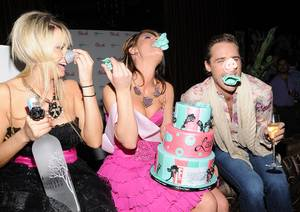 Laura Croft's 28th Birthday at Blush