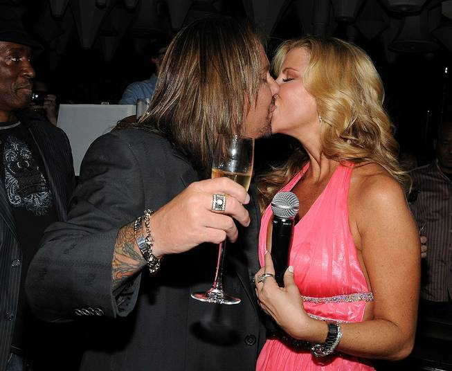 Vince Neil's 50th Birthday Celebration at Blush