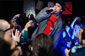 Yelawolf at Ghostbar at the Palms.