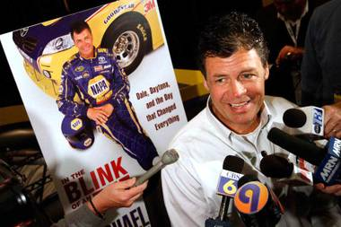 Michael Waltrip.