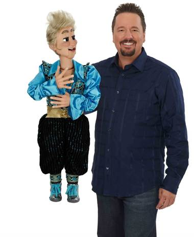Berry Fabulous and Terry Fator.
