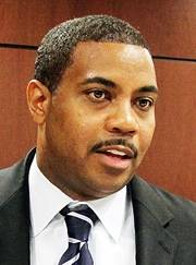Senate Majority Leader Steven Horsford, D-North Las Vegas