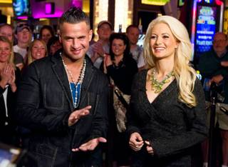 Holly Madison interviews Mike