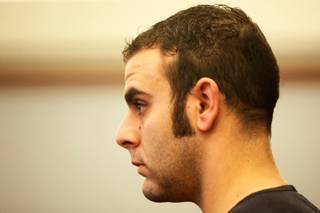 Anthony M. Carleo is in court for a preliminary hearing on Wednesday, March 9, 2011.