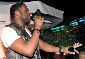 Jason Derulo, Macy Gray and Sky Blu at Encore