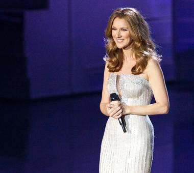 "It's a milestone achievement for Celine Dion when her 25th studio album is released in October: It's her first English studio album since ""Taking Chances"" in 2007."