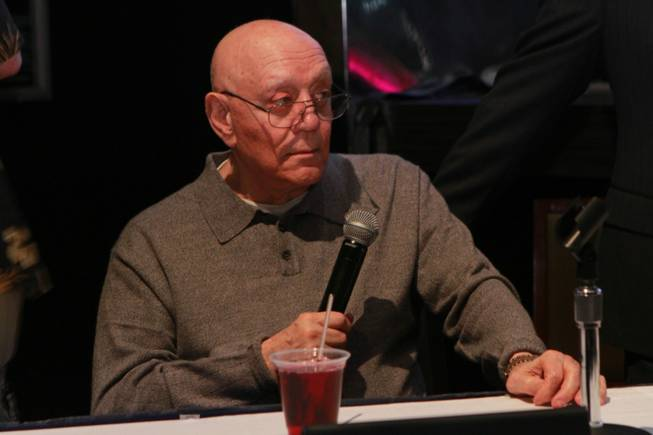 Jerry Tarkanian at Lagasse's Stadium at the Palazzo on March ...