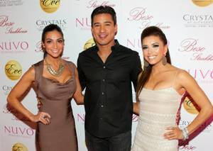 Eva Longoria's Birthday Celebration at Beso